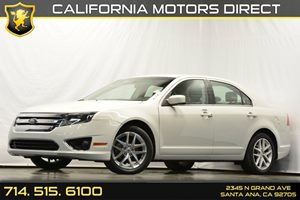 2012 Ford Fusion SEL Carfax 1-Owner - No Accidents  Damage Reported to CARFAX Air Conditioning