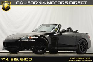 2005 Honda S2000  Carfax Report Air Conditioning  AC Audio  AmFm Stereo Convenience  Cruis