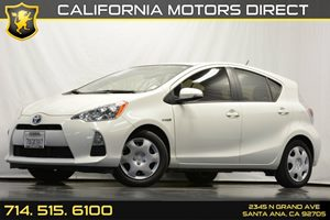 2013 Toyota Prius c Two Carfax Report - No Accidents  Damage Reported to CARFAX Air Conditioning