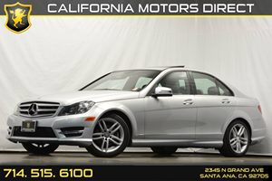 2013 MERCEDES C250 Luxury Sedan Carfax 1-Owner Air Conditioning  AC Air Conditioning  Climate