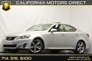 2012 Lexus IS 350  Carfax 1-Owner - No Accidents  Damage Reported to CARFAX Air Conditioning  A