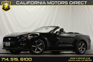 2015 Ford Mustang V6 Carfax 1-Owner - No Accidents  Damage Reported to CARFAX Air Conditioning
