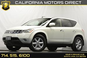 2003 Nissan Murano SE Carfax 1-Owner - No Accidents  Damage Reported to CARFAX 3 12-Volt Pwr O