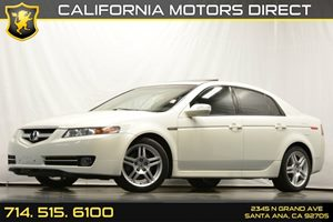 2007 Acura TL  Carfax 1-Owner AmFm Stereo W6-Disc In-Dash Cd ChangerCassette-Inc Dvd-Audio