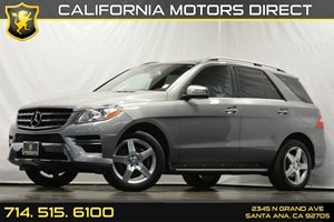 2014 MERCEDES ML350 SUV Carfax 1-Owner 5 Person Seating Capacity Air Conditioning  AC Air Con