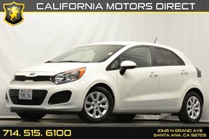 2015 Kia Rio LX Carfax 1-Owner - No Accidents  Damage Reported to CARFAX 2 12V Dc Power Outlets
