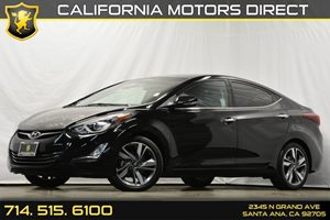 2015 Hyundai Elantra Limited Carfax 1-Owner - No Accidents  Damage Reported to CARFAX 4 Cylinder