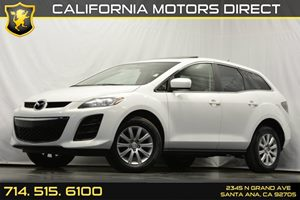 2011 Mazda CX-7 i Sport Carfax Report 17 Aluminum Wheels 4-Wheel Anti-Lock Brakes Air Conditi