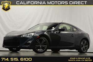 2013 Scion FR-S  Carfax 1-Owner 17 Aluminum Wheels 4 Cylinders Air Conditioning  AC Anti-L