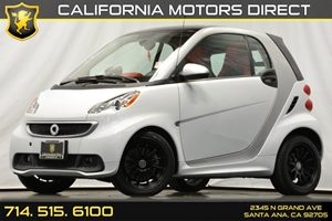 2013 Smart fortwo Passion Carfax Report - No Accidents  Damage Reported to CARFAX Air Conditioni