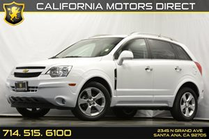2014 Chevrolet Captiva Sport Fleet LT Carfax 1-Owner - No Accidents  Damage Reported to CARFAX A