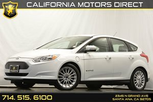 2012 Ford Focus Electric  Carfax 1-Owner - No Accidents  Damage Reported to CARFAX Audio  Auxil