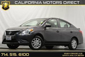 2015 Nissan Versa S Plus Carfax Report - No Accidents  Damage Reported to CARFAX Airbag Occupanc