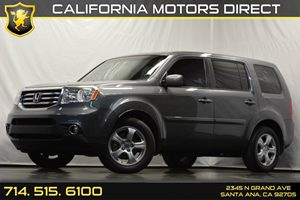 2012 Honda Pilot EX Carfax Report 4-Wheel Anti-Lock Braking System Abs WElectronic Brake Distr