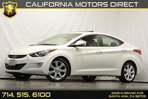 2013 Hyundai Elantra Limited Carfax Report - No Accidents  Damage Reported to CARFAX 4-Wheel Ant