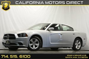 2012 Dodge Charger SE Carfax 1-Owner 43 Touch Screen Display Acoustic Windshield Audio  Aux