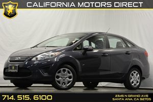 2013 Ford Fiesta SE Carfax 1-Owner 4 Cylinders Anti-Lock Brake System Abs Anti-Theft Engine I