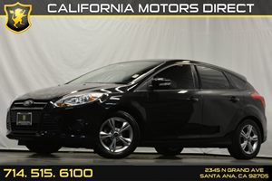 2014 Ford Focus SE Carfax 1-Owner Audio  Auxiliary Audio Input Compact Spare Tire Mounted Insid