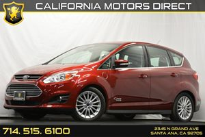 2014 Ford C-Max Energi Premium Carfax 1-Owner Air Conditioning  AC Air Conditioning  Climate