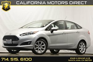 2014 Ford Fiesta SE Carfax 1-Owner Audio  Auxiliary Audio Input Black Side Windows Trim And Bla