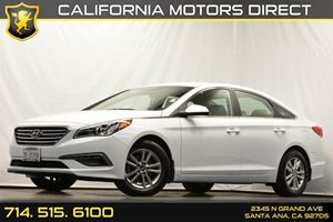 2015 Hyundai Sonata 24L SE Carfax 1-Owner - No Accidents  Damage Reported to CARFAX Audio  Aux