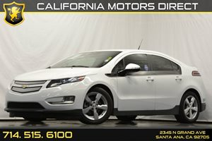 2013 Chevrolet Volt  Carfax 1-Owner - No Accidents  Damage Reported to CARFAX 4 Cylinders Air C