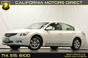 2012 Nissan Altima 25 S Carfax Report - No Accidents  Damage Reported to CARFAX Air Conditionin