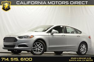 2013 Ford Fusion SE Carfax Report 4-Wheel Anti-Lock Disc Brakes Audio  Auxiliary Audio Input C