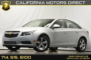 2012 Chevrolet Cruze LT w2LT Carfax Report - No Accidents  Damage Reported to CARFAX 4 Cylinder