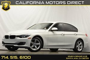 2013 BMW 3 Series 328i Carfax 1-Owner Air Conditioning  AC Audio  Auxiliary Audio Input Audi