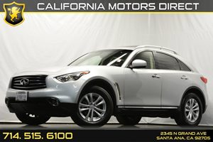 2012 Infiniti FX35  Carfax 1-Owner Air Conditioning  AC Air Conditioning  Climate Control Au