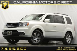 2013 Honda Pilot Touring Carfax 1-Owner Audio  Auxiliary Audio Input Audio  Entertainment Syst
