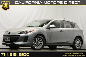 2013 Mazda Mazda3 i Touring Carfax 1-Owner Anti-Lock Brake System WElectronic Brakeforce Distrib