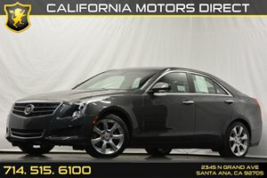 2014 Cadillac ATS Luxury RWD Carfax Report Audio  Auxiliary Audio Input Audio  Premium Sound S