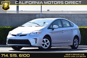2015 Toyota Prius One Carfax 1-Owner Audio  Auxiliary Audio Input Convenience  Automatic Headl