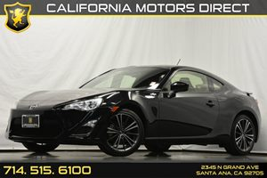 2013 Scion FR-S  Carfax 1-Owner 17 Aluminum Wheels 4 Cylinders Air Conditioning  AC Audio