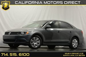 2013 Volkswagen Jetta Sedan SE wConvenience Carfax 1-Owner Anti-Lock Braking System Abs Audio