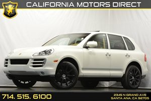 2010 Porsche Cayenne  Carfax 1-Owner - No Accidents  Damage Reported to CARFAX 4-Wheel Vented Di