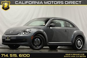 2012 Volkswagen Beetle 25L PZEV Carfax 1-Owner 17 Turbine Alloy Wheels 25L I5 Pzev Engin