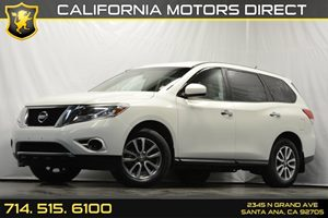 2013 Nissan Pathfinder S Carfax 1-Owner - No Accidents  Damage Reported to CARFAX 4-Wheel Pwr Ve