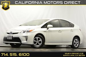 2013 Toyota Prius Two Carfax 1-Owner 4-Wheel Anti-Lock Braking System Abs -Inc Electronic Brak