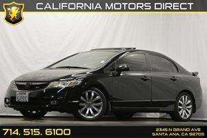 2009 Honda Civic Sdn Si Carfax Report - No Accidents  Damage Reported to CARFAX 4-Wheel Anti-Loc