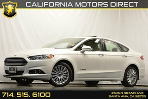 2013 Ford Fusion SE Hybrid Carfax 1-Owner Audio  Auxiliary Audio Input Convenience  Automatic