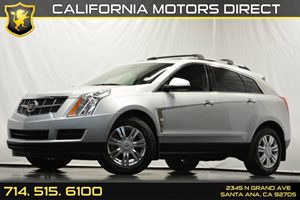 2011 Cadillac SRX Luxury Collection Carfax 1-Owner Audio  Auxiliary Audio Input Audio  Premium