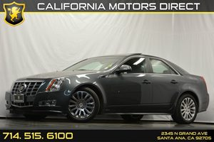 2012 Cadillac CTS Sedan Premium Carfax 1-Owner Audio  Auxiliary Audio Input Audio  Premium Sou