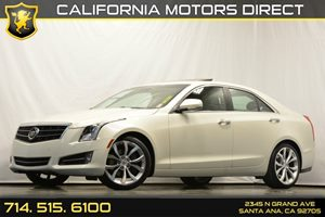 2013 Cadillac ATS Performance Carfax 1-Owner Audio  Auxiliary Audio Input Audio  Hd Radio Aud