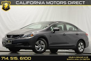 2014 Honda Civic Sedan LX Carfax 1-Owner - No Accidents  Damage Reported to CARFAX Audio  Auxil