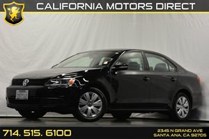 2014 Volkswagen Jetta Sedan SE Carfax 1-Owner Audio  Auxiliary Audio Input Audio  Satellite Ra