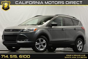 2014 Ford Escape SE Carfax 1-Owner Audio  Auxiliary Audio Input Convenience  Automatic Headlig
