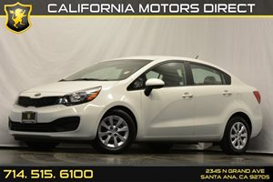 2014 Kia Rio LX Carfax Report - No Accidents  Damage Reported to CARFAX 4-Wheel Disc Brakes W4-